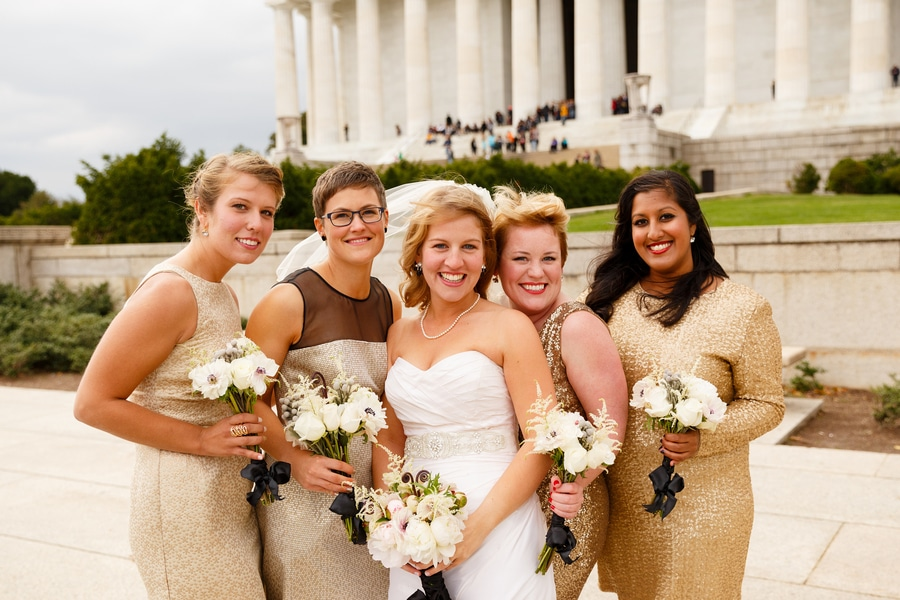 washington dc wedding pictures carnegie institution science black gold (4)