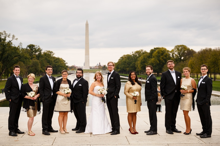 washington dc wedding pictures carnegie institution science black gold (6)