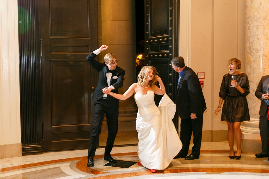 washington dc wedding pictures carnegie institution science black gold (9)