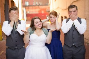 Landers-Nelson Wedding - October 25, 2014