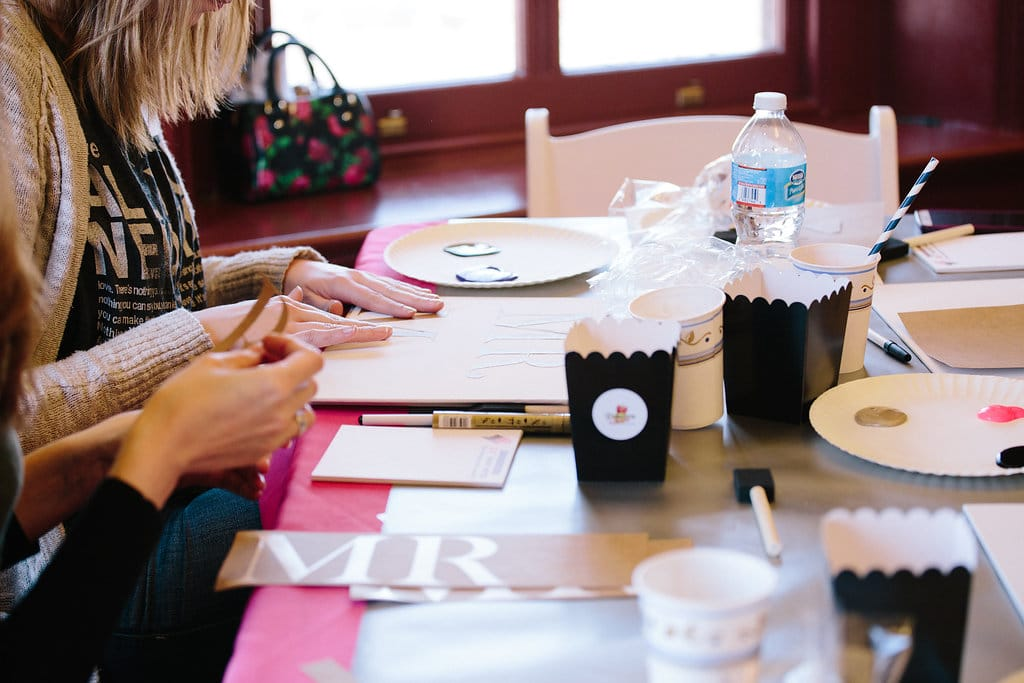 DIY canvas print workshop (17)