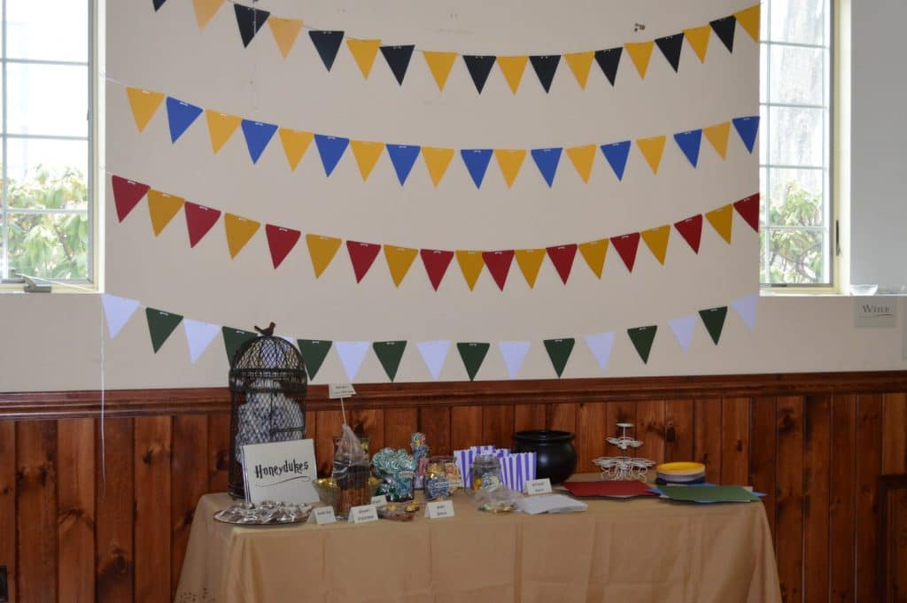 let 39 s get personal our harry potter themed baby shower capitol