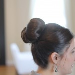DIY Hair Styling & Top Knot Tutorial with Alison Harper & Co