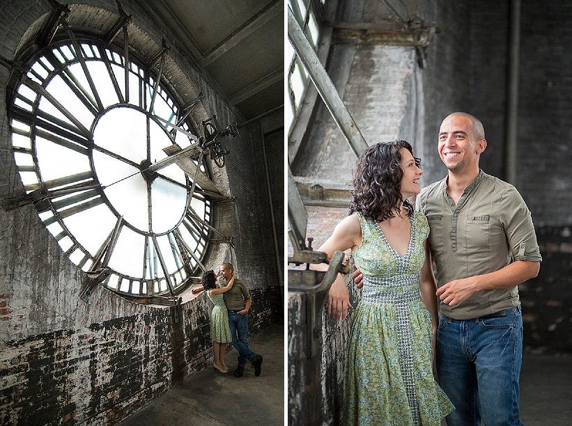 baltimore clocktower engagement pictures (4)