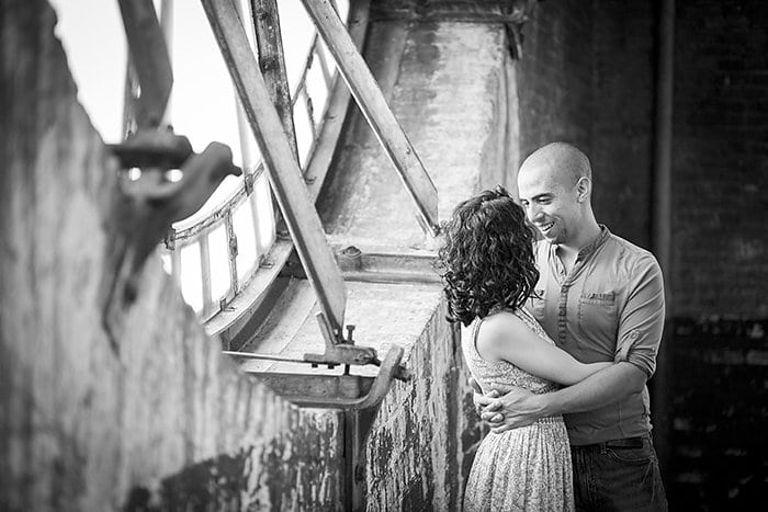 baltimore clocktower engagement pictures (8)