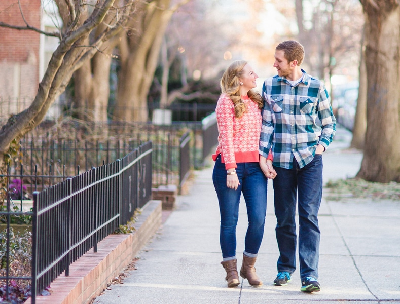 dupont circle alternative washington dc engagement pictures (2)