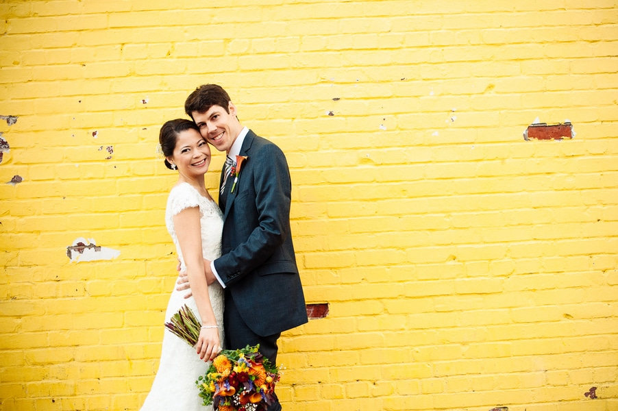 intimate Fall Old Town Alexandria Virginia wedding pictures (6)