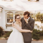 Claire & Greg's Whimsical Dance Party Farm & Vineyard Wedding in Virginia