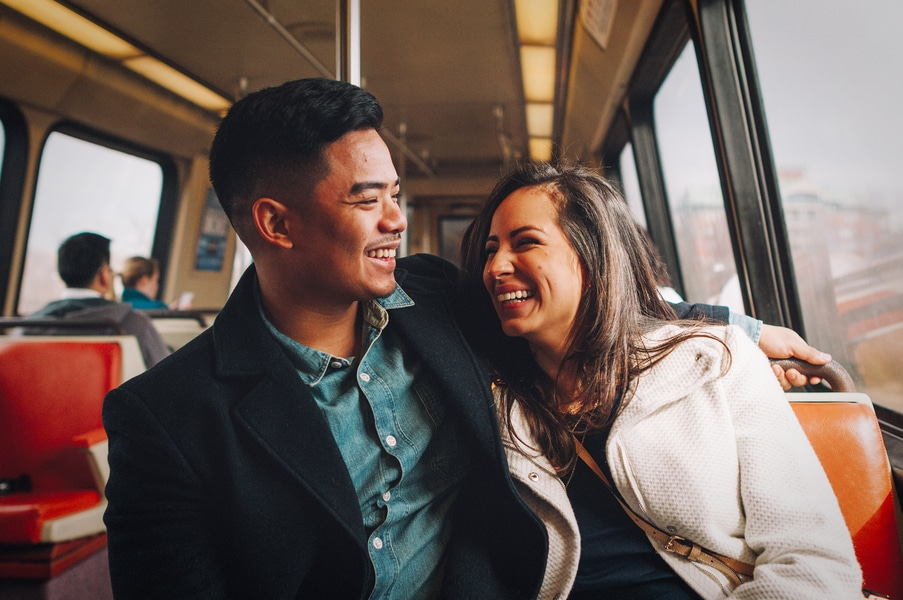 washington dc metro engagement pictures (3)