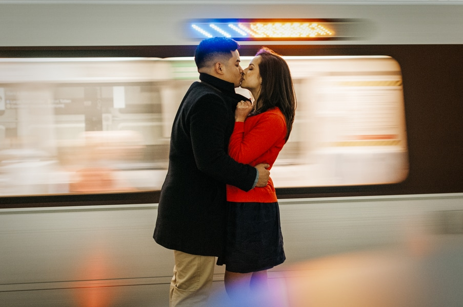 washington dc metro engagement pictures (5)