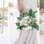 Alternative Bridal Inspiration in the Snow & Link Love!