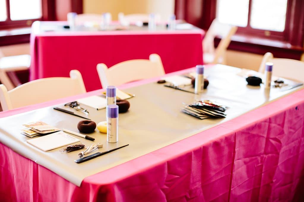 DIY Top Knots Workshop wedding workshops DC (10)