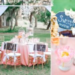 Gorgeous Spring Wedding Inspiration & Link Love