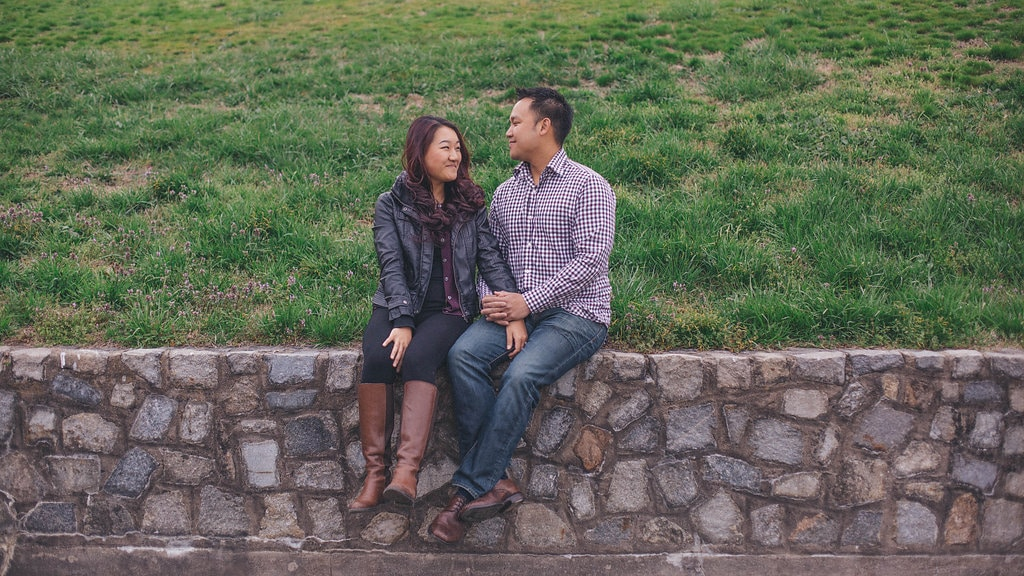 laid back richmond virginia engagement pictures (10)