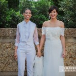 Modern Same Sex Bridal Fashion Inspiration & LINK LOVE