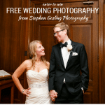Giveaway: Win Wedding Photography Package from Stephen Gosling Photography