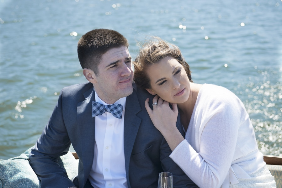 intimate maryland boat wedding (10)