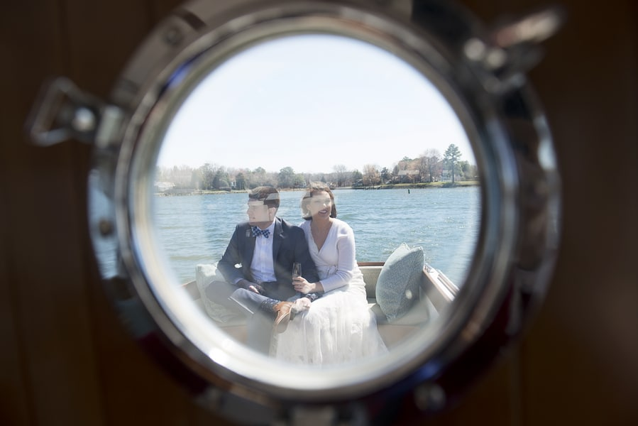 intimate maryland boat wedding (11)