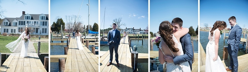 intimate maryland boat wedding (16)