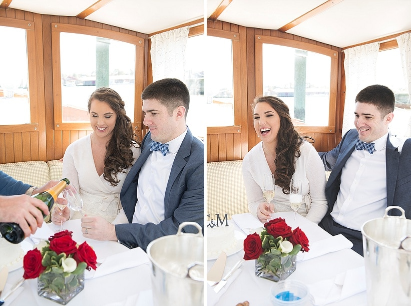 intimate maryland boat wedding (17)
