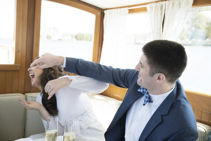 intimate maryland boat wedding (7)