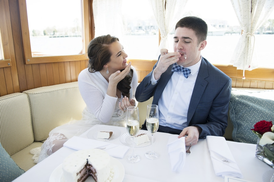 intimate maryland boat wedding (8)
