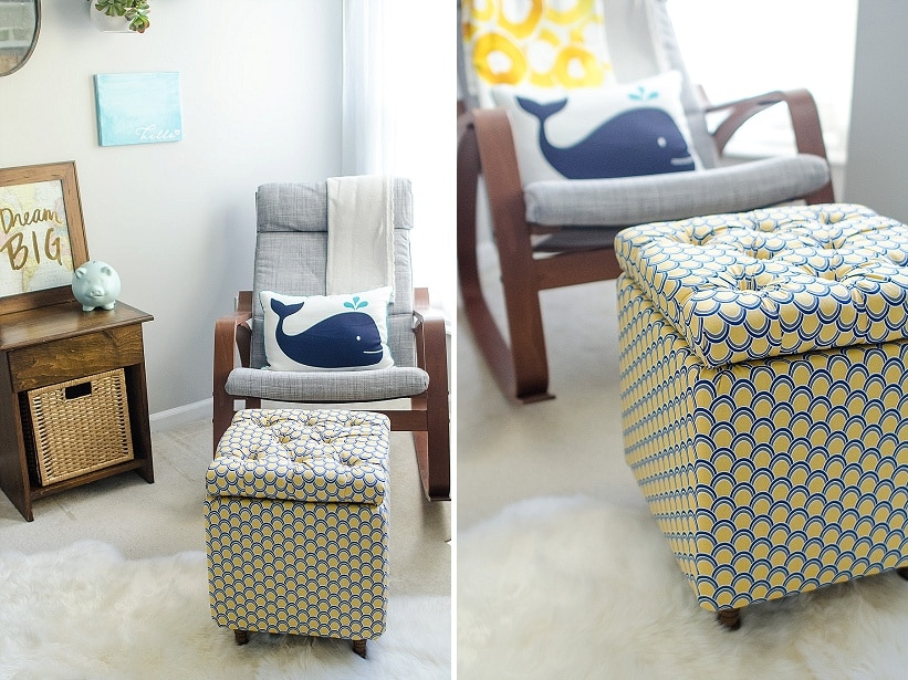 DIY how to make storage ottoman tutorial (3)