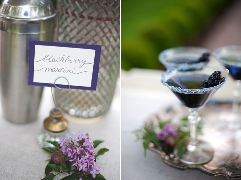 blackberry wedding purple rustic details (4)