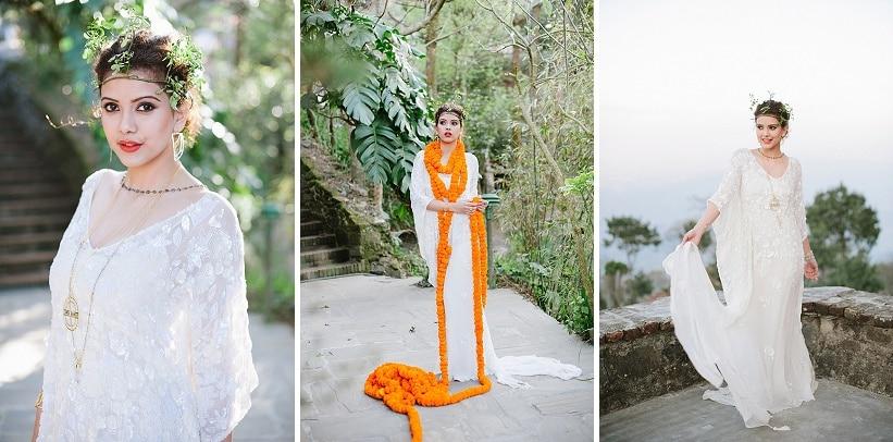 nepal bridal lifestyle wedding inspiration pictures (17)