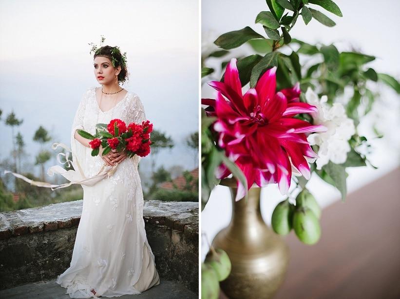 nepal bridal lifestyle wedding inspiration pictures (2)