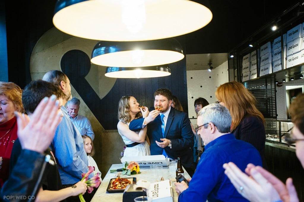 offbeat DC wedding Pi Day at &Pizza (1)