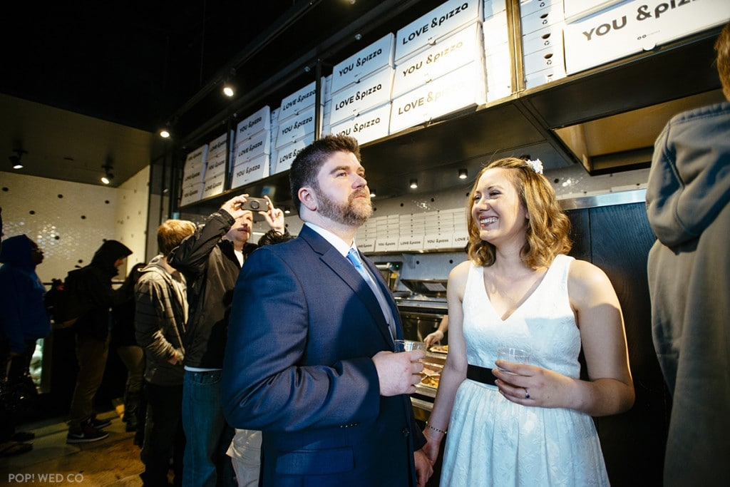 offbeat DC wedding Pi Day at &Pizza (14)