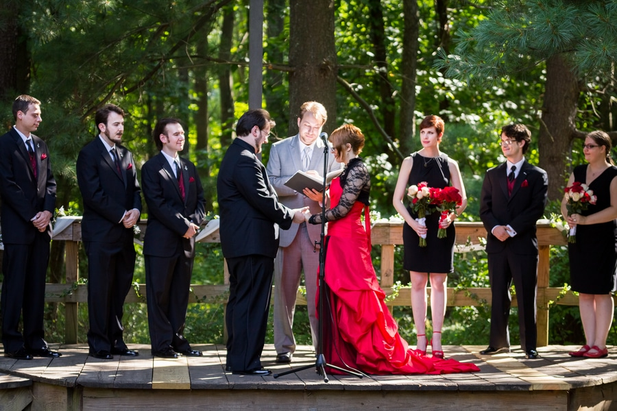 offbeat geeky Maryland wedding pictures (12)