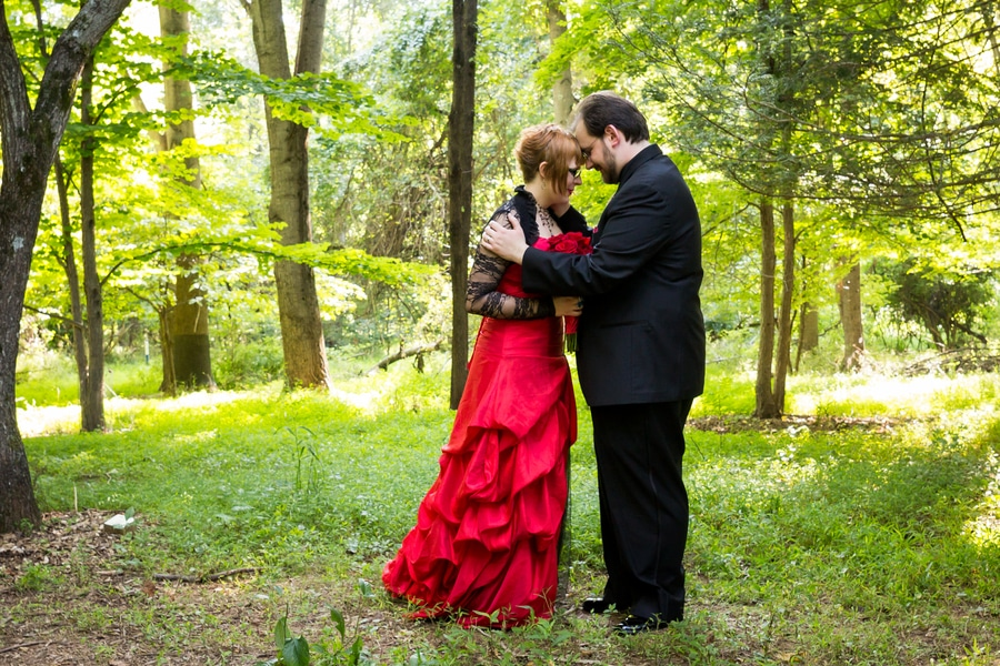 offbeat geeky Maryland wedding pictures (14)