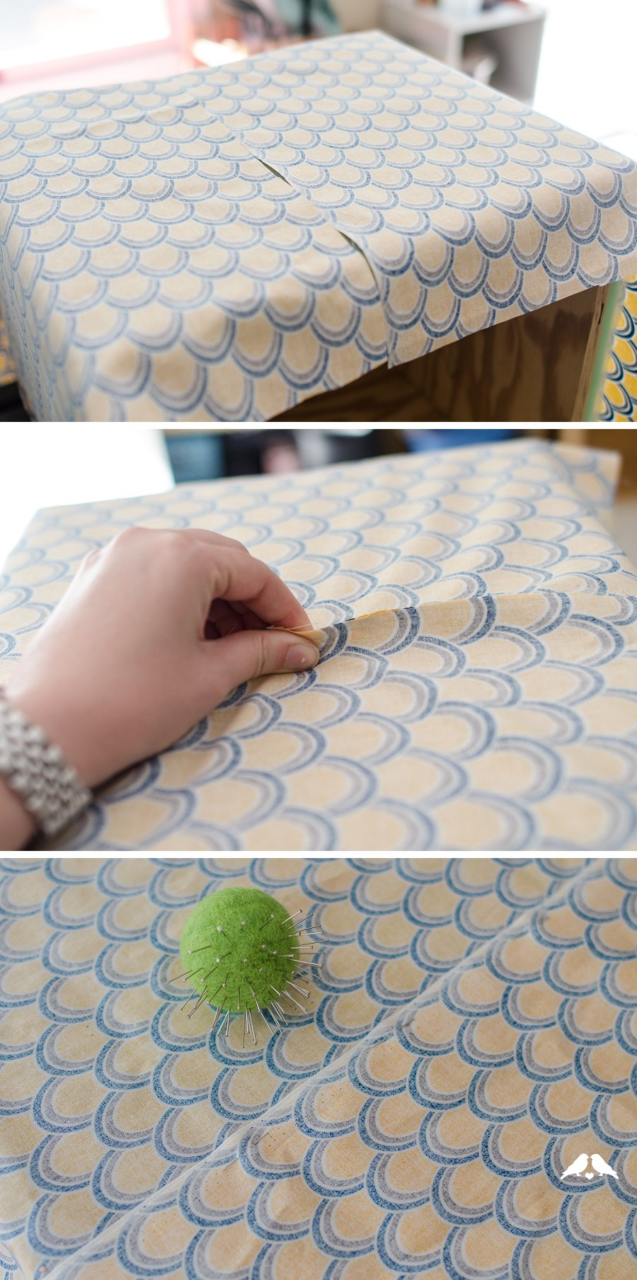 DIY Tutorial: How to Make a DIY Storage Ottoman ~ Part 2 ...