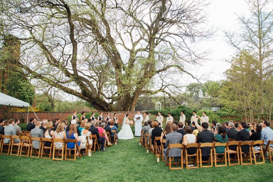 summer DIY Virginia River Farm Wedding pictures (12)
