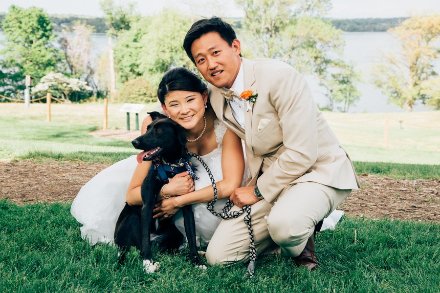 summer DIY Virginia River Farm Wedding pictures (14)