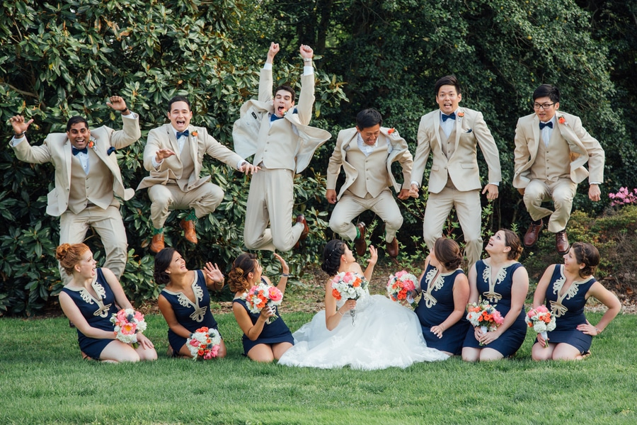 summer DIY Virginia River Farm Wedding pictures (15)
