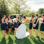 Jessica & Myung's DIY Virginia River Farm Wedding