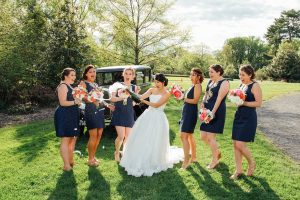 summer DIY Virginia River Farm Wedding pictures (16)