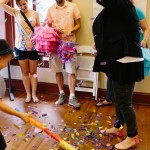 DIY Workshop Recap: DIY Mini Party Pinatas with Piccadilly Creative