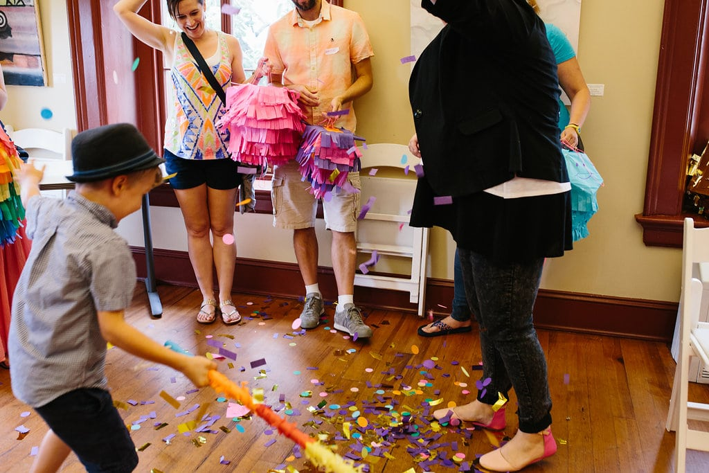 DIY mini party pinatas workshop pictures (13)