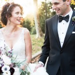 Brittany & Dan's Classy, Gold Infused DC Wedding at Carnegie Institute