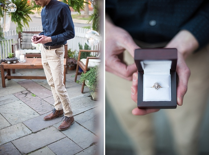 surprise proposal hipster engagement pictures (6)