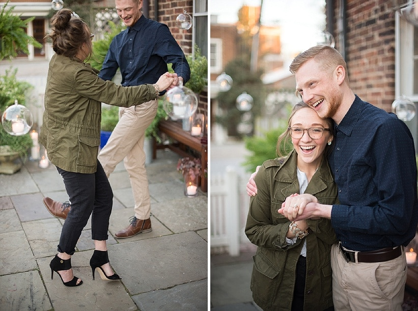 surprise proposal hipster engagement pictures (9)