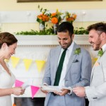 5 Tips for Writing Your Own Wedding Vows (from a Real DC Bride!)