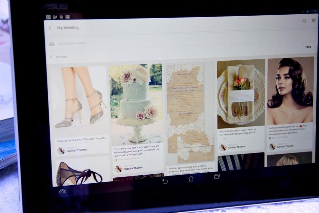 lavendar lace wedding inspiration details (2)