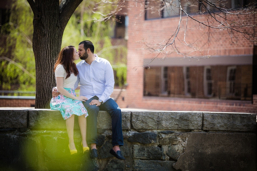 modern cherry blossom engagement pictures washington dc (11)