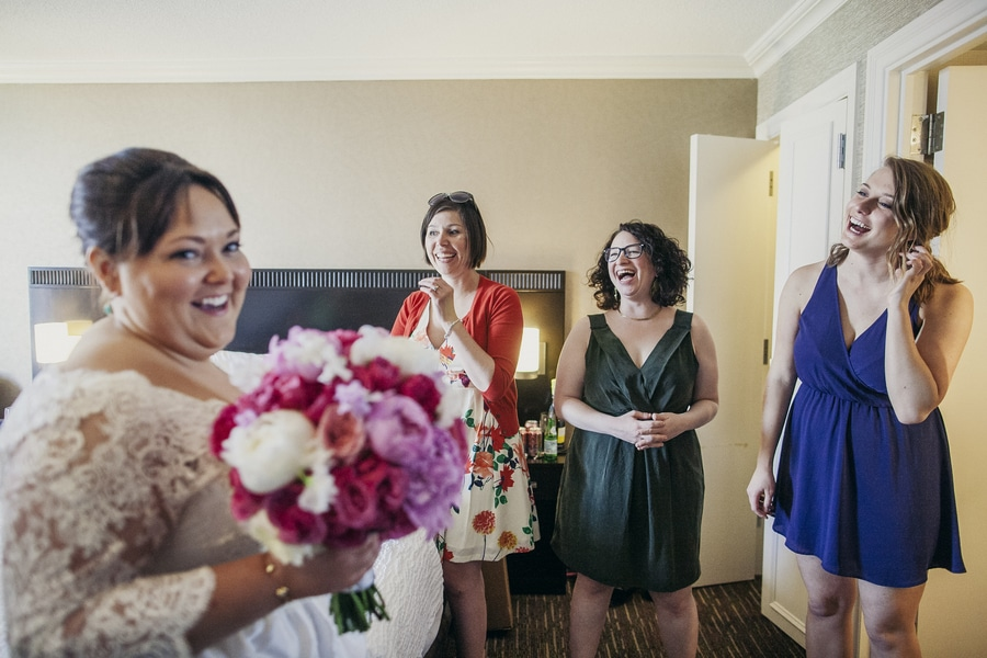 modern low budget DC wedding Darlington House (10)