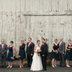 Melissa & Paul's Wine Themed Northern Virginia Wedding at Coomber Hall